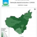 Distribuição Espacial da Silvicultura RS_C_Campanha - eucalipto
