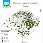 Distribuição Espacial da Silvicultura RS_bol - eucalipto