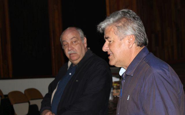 Participou da abertura do Encontro o Vice-Prefeito Marne Mateus Vitorino de Souza.